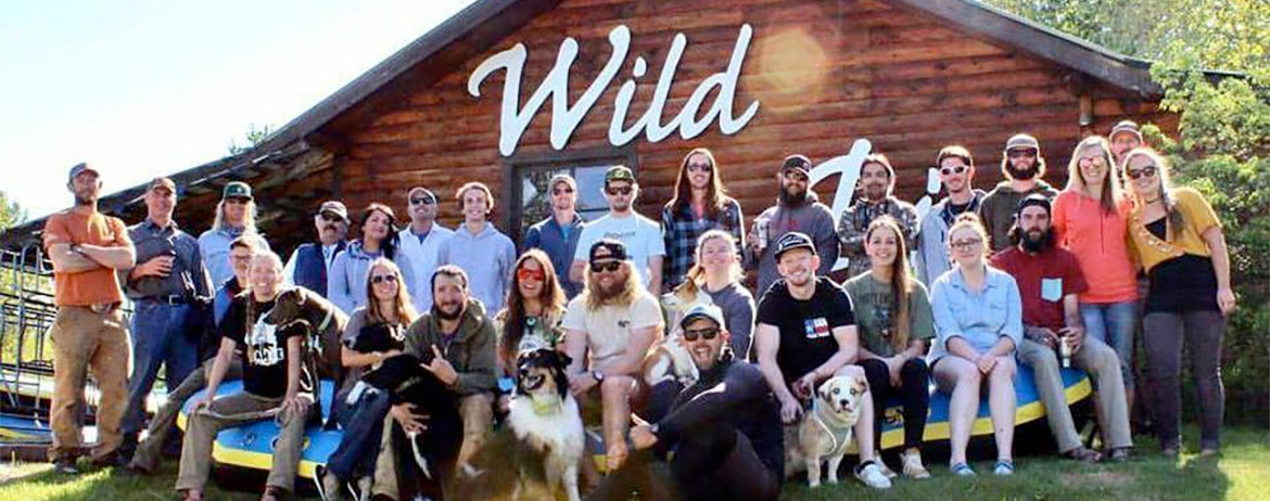 Wild River Group Photo
